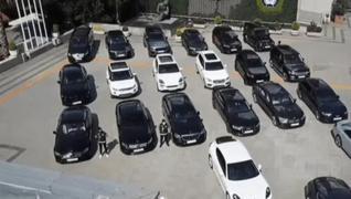 <p>İstanbul merkezli 9 ilde gerçekleştirilen otomobil kaçakçılığı operasyonunda 24 otomobile el konu