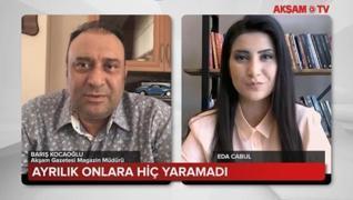 <h3><strong>Haftanın magazin başlıklarını Akşam Gazetesi Magazin Müdürü Barış Kocaoğlu ve Eda Cabul