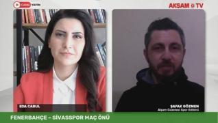 <p>41. haftanın son durumunu Akşam Gazetesi Spor Editörü Şafak Gözmen, AKŞAM TV'ye değerlendirdi.</p