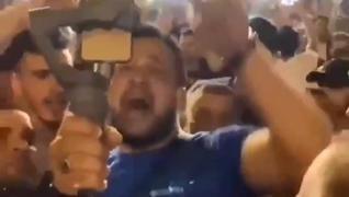 <p>Mescid-i Aksa'yı savaş alanına çeviren İşgalci İsrail'in Filistin halkına yaptığı zulüm tüm dünya