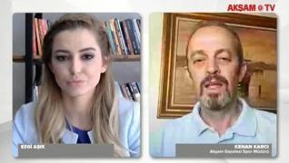 <p>Akşam Gazetesi Spor Müdürü Kenan Karcı Süper Lig'de tüm  merak edilenleri Ezgi Aşık'a anlattı.</p