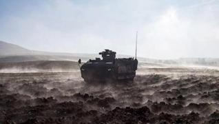 <p>Savunma Sanayii Başkanlığı (SSB), Orta Menzilli Tanksavar Silah Sistemi (OMTAS) taşıyıcılı Pars v