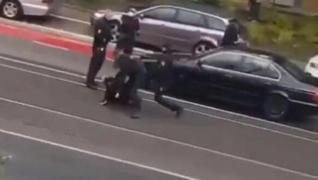 <p>Almanya'nın Frankfurt kentinde tedavi için hastaneye giderken yolda rahatsızlanan Türk vatandaşı