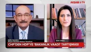 <p>PKK'yı reddeden bir kişi HDP'nin içinde barınabilir mi?</p><p><br></p><p>HDP Millet İttifakı'na g