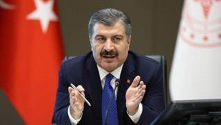 <p>Sağlık Bakanı Fahrettin Koca, ' Aşıda 40 yaşa kadar indik. Yaşınız 40 veya üstüyse bu sabahtan it