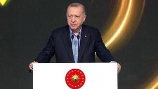 <p>Başkan Recep Tayyip Erdoğan, Antalya Diplomasi Forumunun açılışında konuştu. Erdoğan, 'Vizyoner b
