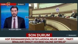 <p>Anayasa Mahkemesi'nin kabul ettiği HDP iddianamesinde 451 HDP'li hakkında siyasi yasak talep edil