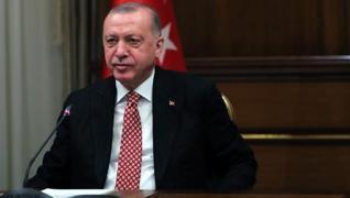 <p>Başkan Recep Tayyip Erdoğan, üçüncü fazının ilk uygulaması gerçekleştirilen yerli Kovid-19 aşısıy