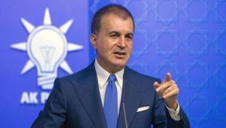 <p>AK Parti Sözcüsü Ömer Çelik, Başkan Erdoğan'ın istişare toplantısında vekillere, 'Vatandaşla daha