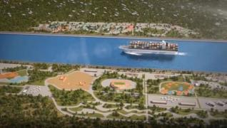 <p>Ulaştırma ve Altyapı Bakanı Karaismailoğlu, 26 Haziran'da temel atma töreni gerçekleşecek Kanal İ