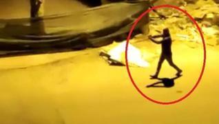 <p>Kırıkkale'de S.Ö., sokak ortasında tartıştığı arkadaşları M.Ö. ile A.E.'yı tabancayla vurarak yar