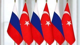 <p>Rusya Dışişleri Bakanlığı'ndan yapılan açıklamada 'Savaş gemilerinin boğazlardan geçişini kontrol