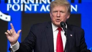 <p>Seçimlerini kendisinin kazandığı iddiasını sürdüren ve Demokratlara yüklenen ABD'nin eski başkanı