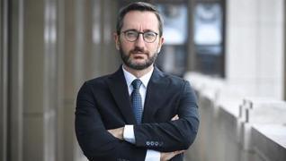 <p>Twitter'da 'Ecem Güçlük' kullanıcı adıyla açılan hesaba ilişkin İletişim Başkanı Fahrettin Altun