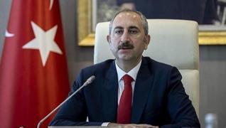 <p>Adalet Bakanı Abdulhamit Gül, Twitter hesabından yaptığı paylaşımda, 'Cennet vatanımızda çıkan ya