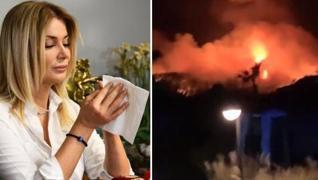 <p>4 gündür Türkiye'nin farklı illerinde yaşanan orman  yangınlarına müdahaleler devam ederken son o