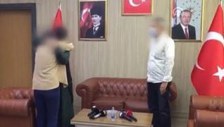 <p>Mardin'de Emniyet Müdürlüğünün ikna çalışması sonucu terör örgütü PKK'dan kaçarak, güvenlik güçle