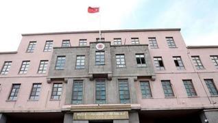 <p>Milli Savunma Bakanlığı (MSB), Fırat Kalkanı bölgesine saldırı hazırlığında olduğu belirlenen 2 t
