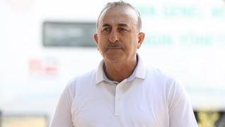 <p>Dışişleri Bakanı Mevlüt Çavuşoğlu, Antalya'nın Manavgat ilçesindeki Orman Genel Müdürlüğünün Mana