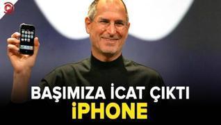 <p>Steve Jobs, yaklaşık 16 yıl önce sabit tuş takımı olmayan bir telefon geliştirmeyi düşündü. Bunu
