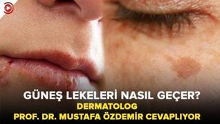 <p>Dermatolog Prof. Dr. Mustafa Özdemir cilt sağlığımızla ilgili aşağıda merak edilen tüm soruları S