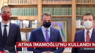 <p>Bayram değil seyran değil, Atina  Belediye Başkanı Kostas Bakoyanni İmamoğlu'nu neden bu kadar sı