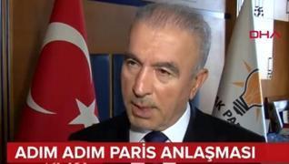 <p>Türkiye, Paris İklim Anlaşması'nı yürürlüğe koymaya  hazırlanıyor. Anlaşma 1 Ekim'de yeni yasama