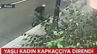 <p>Rusya'nın başkenti Moskova. 21 Eylül  gecesi. 70  yaşındaki emekli kadın  kaldırımda yürüyordu. K