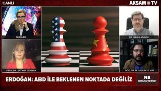 <p>Cumhurbaşkanı Erdoğan'ın önemli açıklamaları... Çin-ABD  arasında soğuk savaş kapıda mı? Asya-Pas