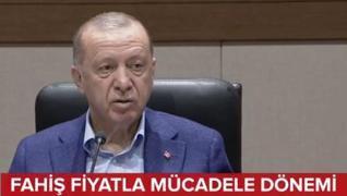 <p>Başkan Recep Tayyip Erdoğan'ın zincir marketlere yönelik  açıklamasının ardından  kamuoyunda gözl