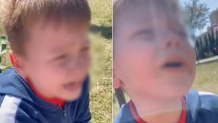 <p>Ağladı, ağladı, ağladı. Korkmuştu,  çaresizdi. Küçük çocuk vicdansız kadına dakikalarca yalvardı.