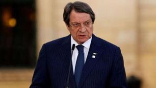 <p>Güney Kıbrıs Rum Yönetimi (GKRY) lideri Nikos Anastasiadis, Kıbrıs'ta iki devletli çözüme 'açık