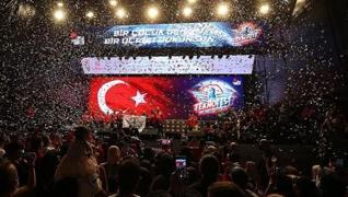 <p>Atatürk Havalimanı'nda düzenlenen ve bu sene 4. kez  yapılan Havacılık, Uzay ve Teknoloji Festiva