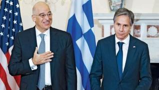 <p>Bu kez de ABD ile masaya oturdular. Washington'da  imzayı attılar. Yunanistan Türkiye'ye karşı ce
