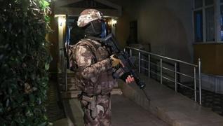 <p>İstanbul merkezli 15 ilde DHKP-C terör örgütüne operasyon düzenlendi. 126 şüpheli hakkında gözalt