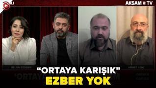 <p>Moderatör Belgin Özdemir sordu, Akşam Gazetesi yazarları; Serkan Fıçıcı, Hikmet Genç ve Taceddin