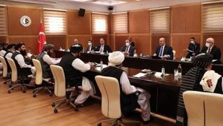 <p>Ankara ve Taliban arasında ilk resmi  temas sağlandı. Afganistan geçici hükümetinden üst düzey dı