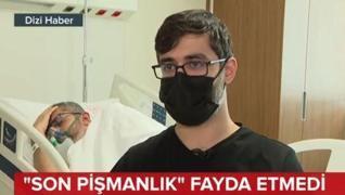 <p>Kardeşiyle birlikte aşıyı reddetti, koronavirüse  yakalandı. Şimdi onun en yakın arkadaşı, sürekl