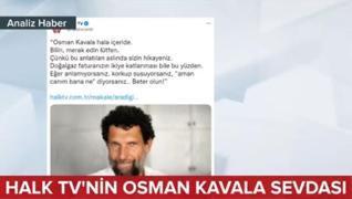 <p>Batı, CHP ve HDP,  Gezi ve 15 Temmuz davaları sanığı Osman  Kavala için seferber olmuş durumda.