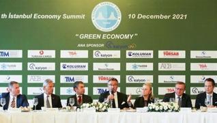 <p class='MsoNormal'>İstanbul Ekonomi Zirvesi öncesi  basın toplantısı düzenlendi. Toplantının ana b