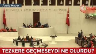 <p>Bu enstantene Irak/Suriye, Libya tezkeresi oylamasında yaşandı. HDP Eş Genelbaşkanı Buldan yanlış