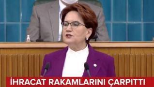 <p>Türkiye'nin dış ticarette attığı  başarılı adımları görmezden geldi. İhracatta cumhuriyet rekorla