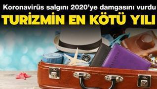 Koronavirüs salgını 2020'ye damgasını vurdu... Dünya turizminin en kötü yılı