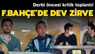 Fenerbahçe'de Trabzonspor maçı öncesi kritik toplantı