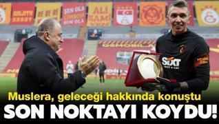 Fernando Muslera, Galatasaray'daki geleceği hakkında konuştu