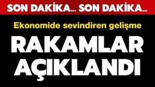 Son dakika haberi: Türkiye ekonomisi salgına rağmen yüzde 1,8 büyüdü