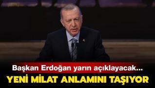 İnsan Hakları Eylem Planı... Başkan Erdoğan yarın açıklayacak