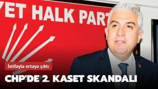 CHP'de 2. kaset skandalı