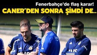 Fenerbahçe'de Caner ile başlayan 'cesur kararlar' devam edecek
