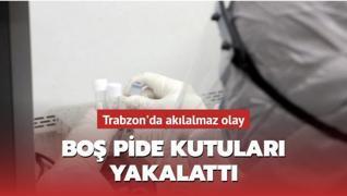 Trabzon'da akılalmaz olay